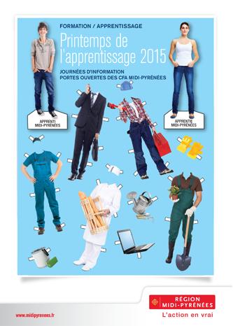 Printemps de l'Apprentissage 2015