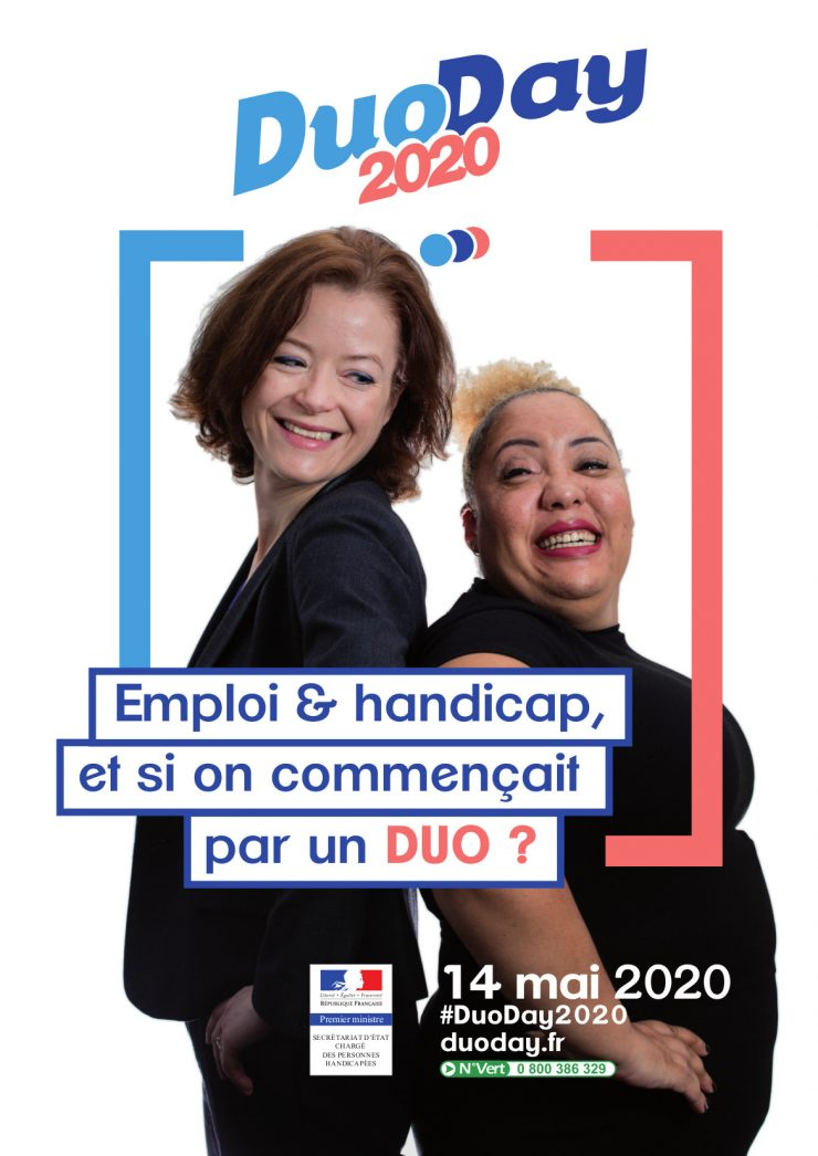 Affiche DUODAY 2020